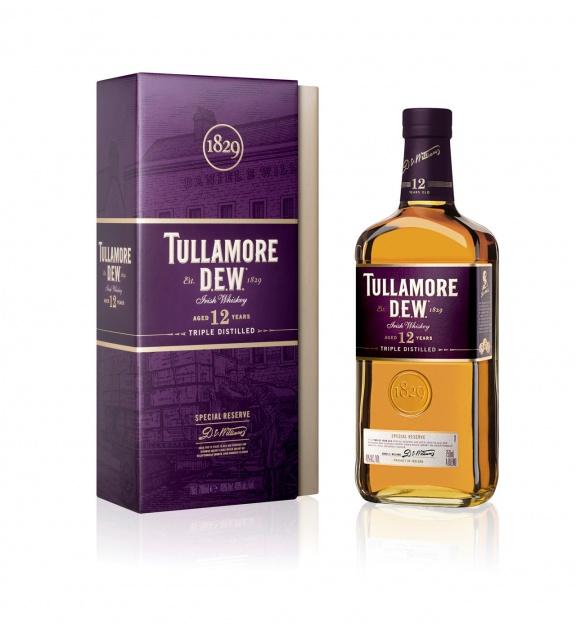 Tullamore DEW 12 YO  0,7l 40%