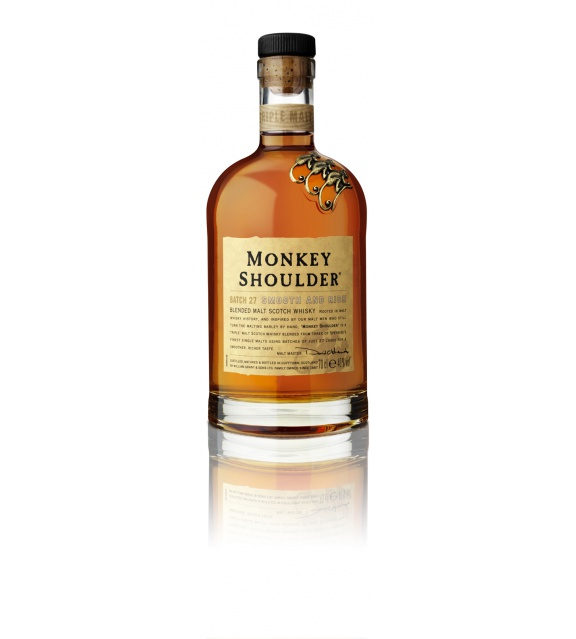 Monkey Shoulder 0,7 l 40%