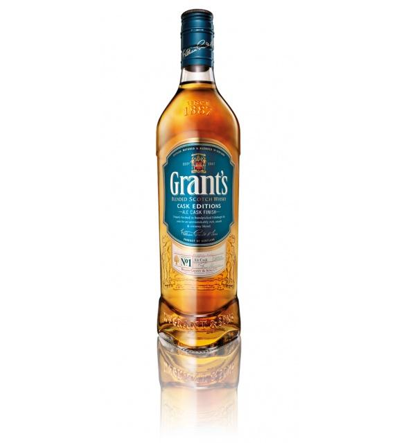 Grants Ale Cask Finish 0,7l 40%