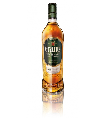 Grants Sherry Cask Finish 0,7l 40%