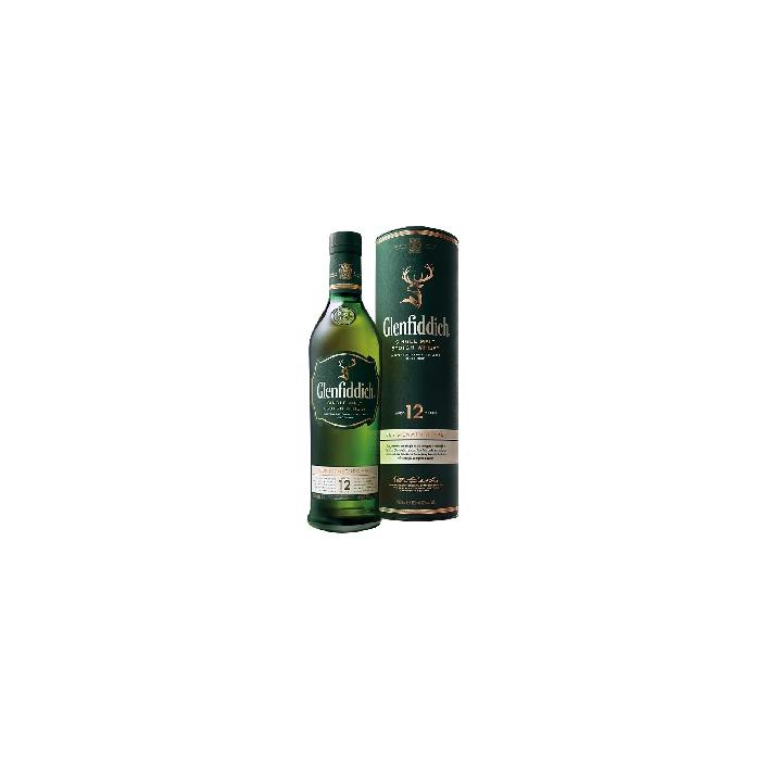Personalizovaný Glenfiddich 12