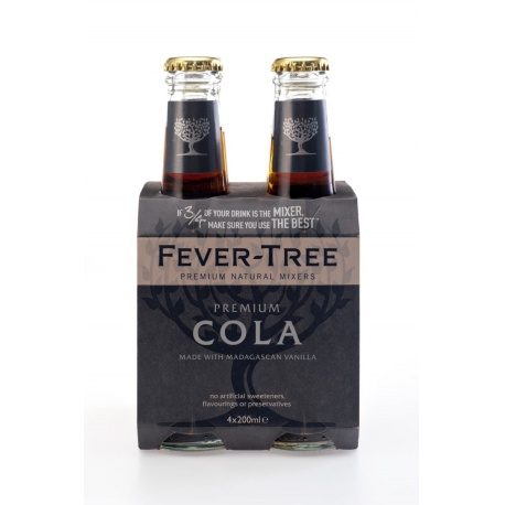 Fever-Tree Cola 0,2l 4pack