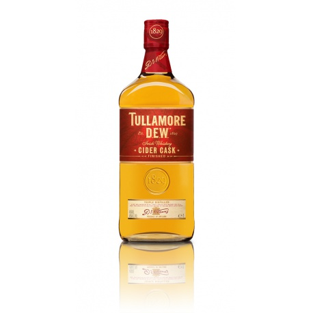Tullamore DEW CIDER CASK 0,7l 40%