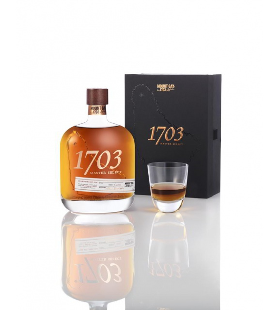 Mount Gay Rum 1703 Master Select 0,7l 43%