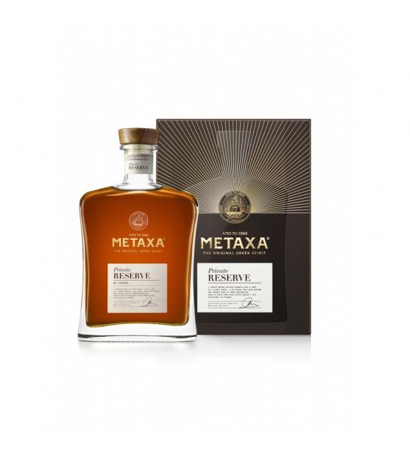 Metaxa Private Reserve 25th Anniversary 0,7l 40%