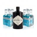 Hendrick´S Gin 0,7l 41,4% Akcia s 8x FT Tonikom ZDARMA
