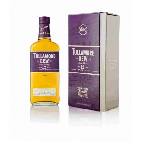 Tullamore D.E.W. 12 YO 0,7l 40%