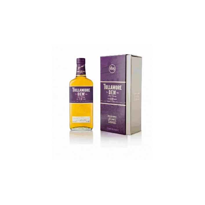 Tullamore D.E.W. 12 YO 0,7l 40% akciový set so zberateľskou mincou