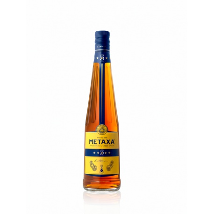 Metaxa 5* 1l 38%