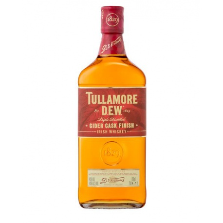 Tullamore D.E.W. CIDER CASK 0,7l 40%