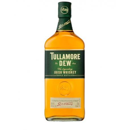 Tullamore D.E.W. 0,7l 40% darčekové balenie v plechovke