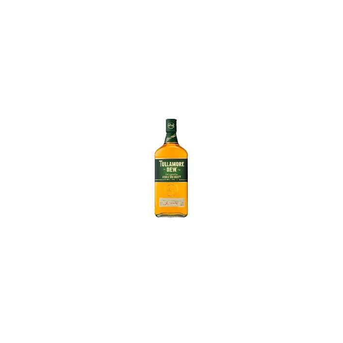Akciový set 2xTullamore D.E.W. 0,7l 40% s ceduľou TD zdarma