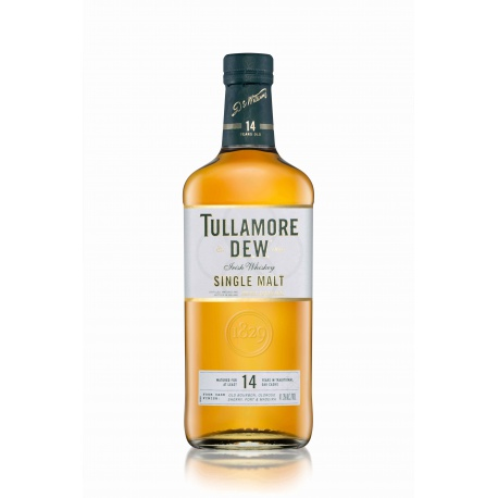 Tullamore D.E.W. 14 YO Single Malt 0,7l 41,3%