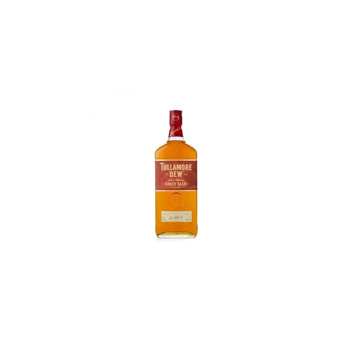 Personalizovaný Tullamore D.E.W. Cider Cask 0,7 40%
