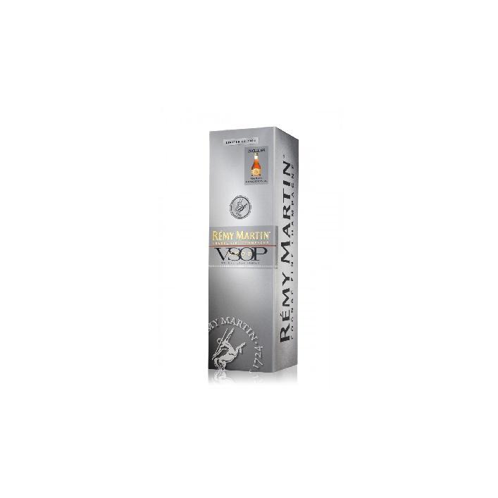 Rémy Martin koňak VSOP 0,7l 40% darčekové balenie s Accord Royal miniaturou
