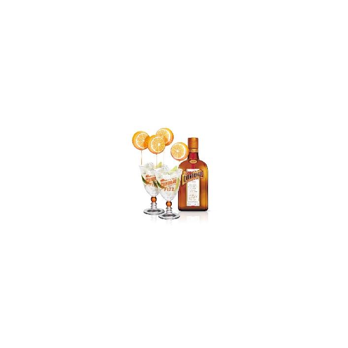 Cointreau 0,7l 40% s 2 pohárikmi zadarmo