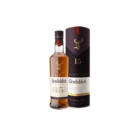 Glenfiddich 15 YO 0,7l 40%