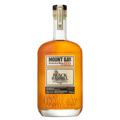 Mount Gay Rum Black Barrel 0,7l 43%