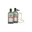 2x Jägermeister 0,5l 35% so značkovou retiazkou
