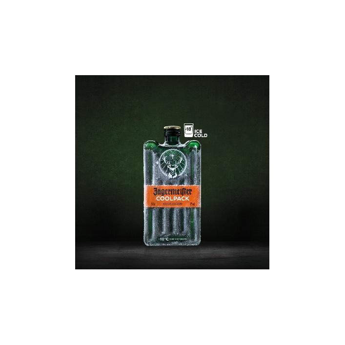 Jägermeister COOLPACK 0,35 l 35%