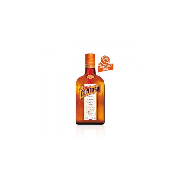 Cointreau pomarančový likér 0,7l 40%