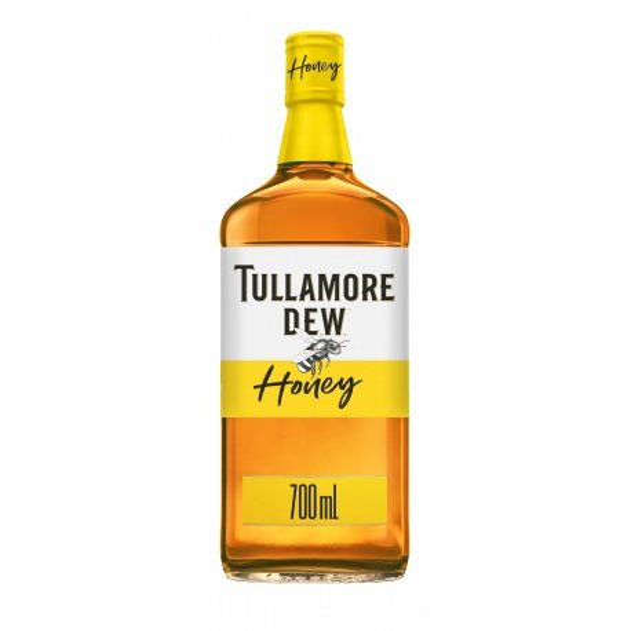 Tullamore D.E.W. Honey s českým medom 0,7l